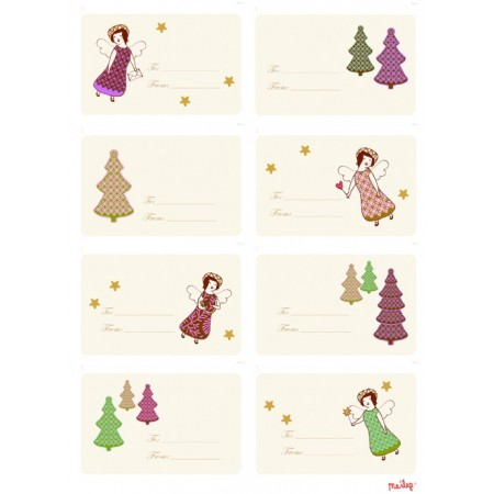 Christmas motifs Stickers