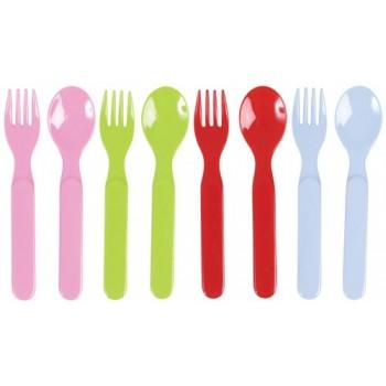 Melamine children cutlery