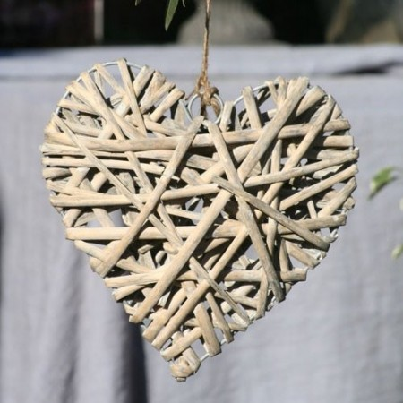 Corazón en piedra