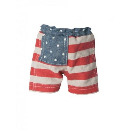 Striped short pants (Medium)