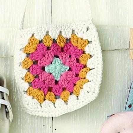 Bolso crochet muñeco (Medium/Maxi)
