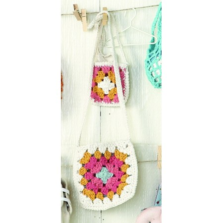 Bolso crochet muñeco (Mega/Megamaxi)