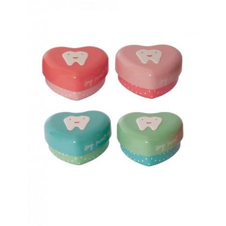 Teeth Heart Box