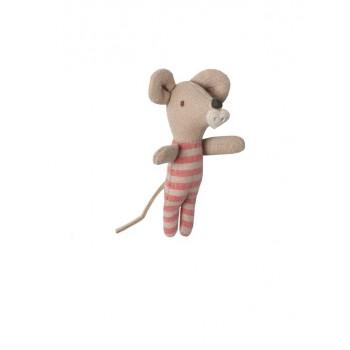 Muñeco ratoncita bebé en caja (baby)