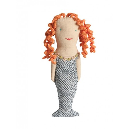 Rattle mermaid