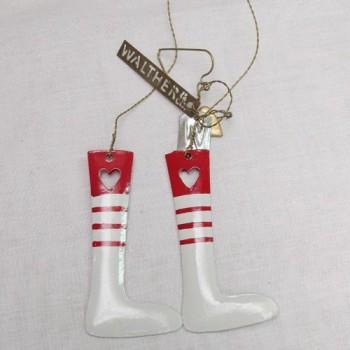 Metal Christmas Sock
