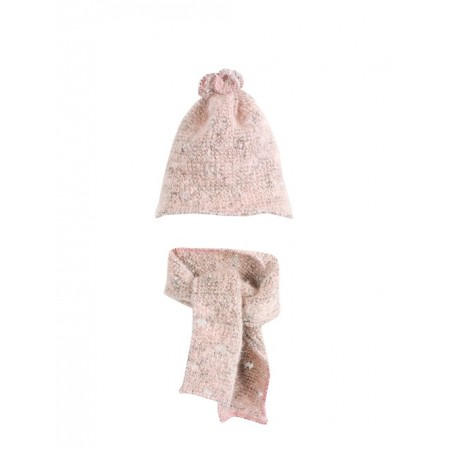Knitted Hat and scarf (Maxi)