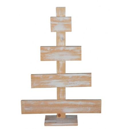 Christmas tree wood pallet