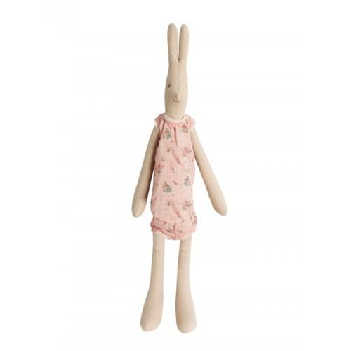 Muñeco Conejita pijama flores (S)