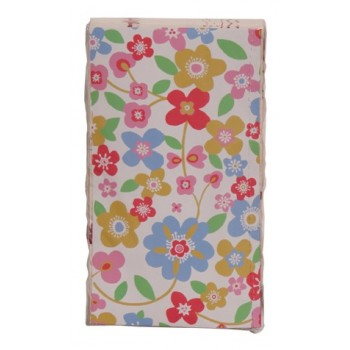 Spring flowers paper napkins
