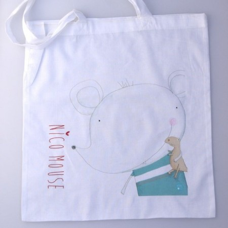 Nico white bag