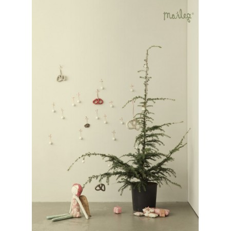 Pink Angel advent calendar