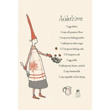 Cooker Elf postcard