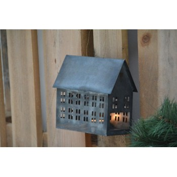 Zinc House Candle holder