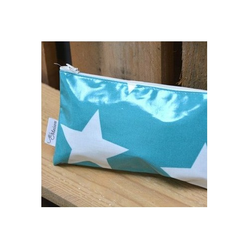 Cosmetic bag Big Star Mint