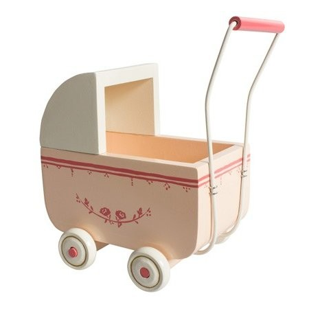 Micro Pink Stroller