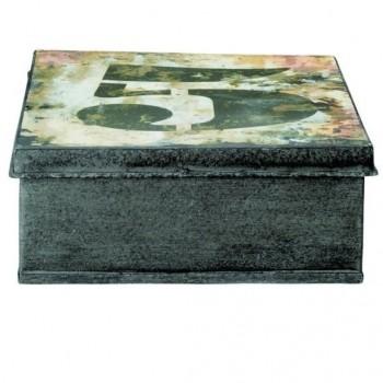 Caja zinc Nº5