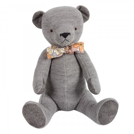 Teddy bear, grey