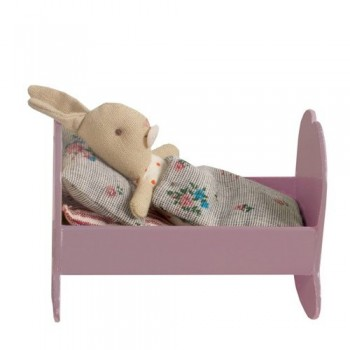 Wooden baby cradle (My size)