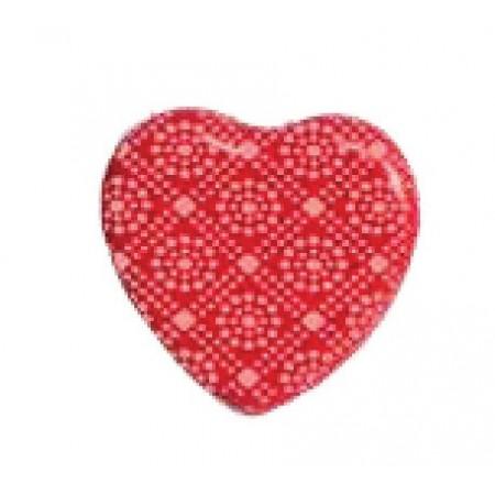 Caja corazón Topos
