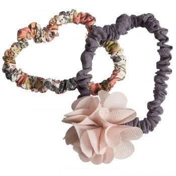 Goma  pelo, Flor rosa (2 u.)