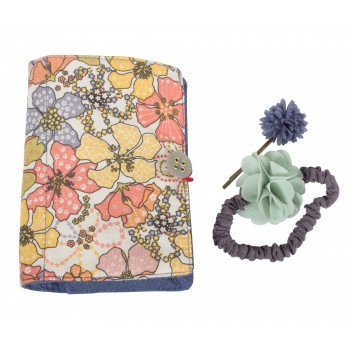 Pretty Potpourri wallet