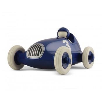 Coche azul clásico Bruno  27cm
