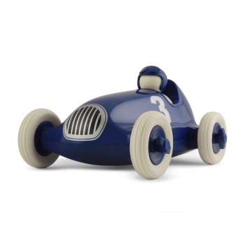 Metallic blue Car Classic Bruno  27cm