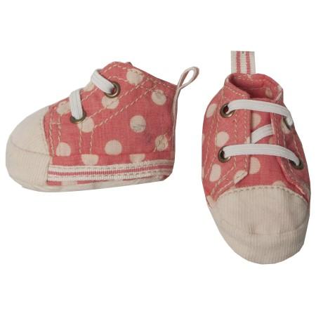 Polka dots  sneakers (MegaMaxi)