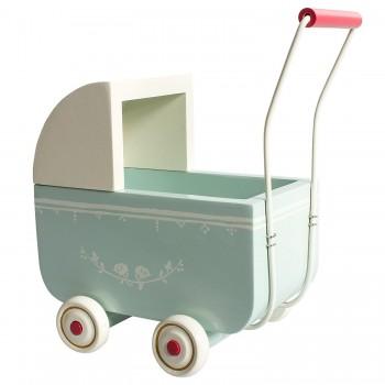 Micro Blue Stroller