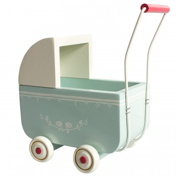 My Blue Stroller