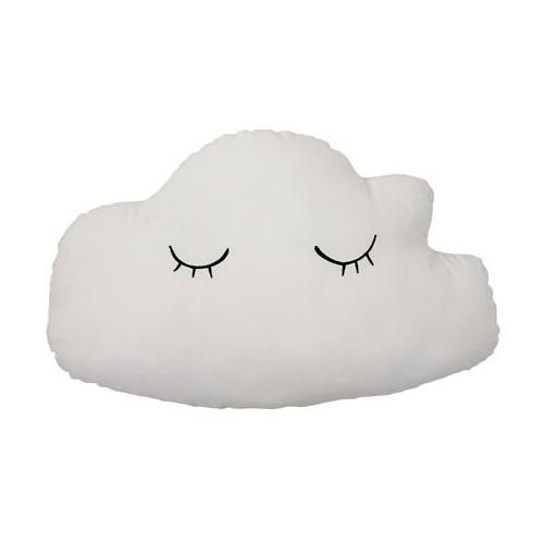 Cojín en forma de nube.