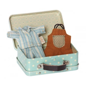 Suitcase, 2 set clothes boy (Micro)
