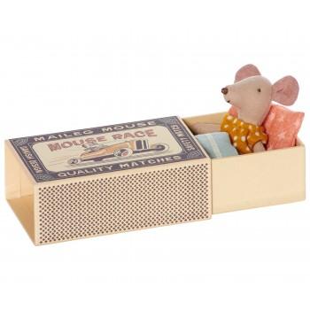 Muñeco Ratoncita vestido en caja (Little)