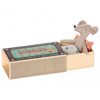 Muñeco Ratoncito,  en caja (Big)