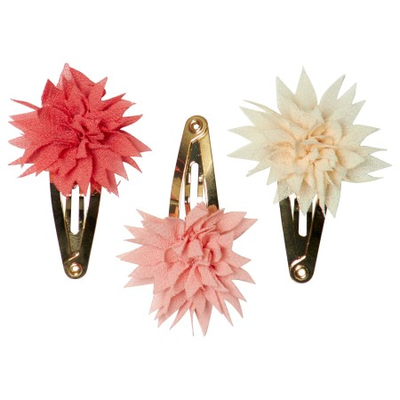 Hair clips mini Dhalia Berry (3u.)