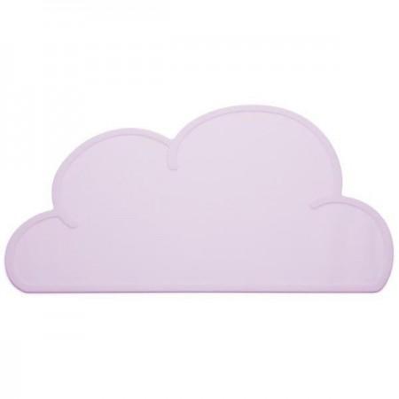 Nube rosa mantel individual protector de mesa