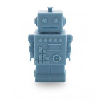Mr. Robot hucha Azul