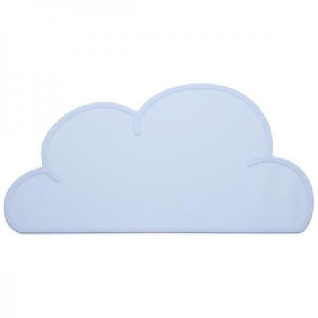 Nube azul mantel individual protector de mesa