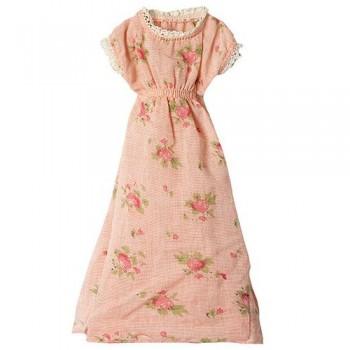 Vestido estampado rosa  (Mega)