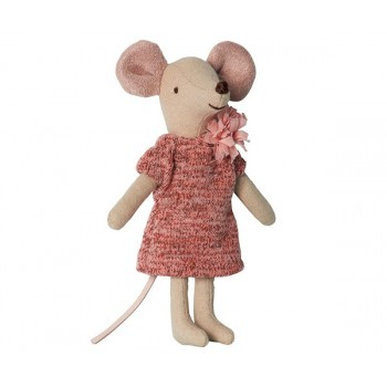 Mouse big sister winter (micro)
