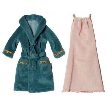Camisola y Batín, ropa mamá  Ginger T1