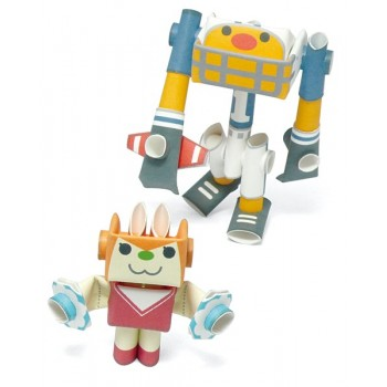 Rugby Paper robot