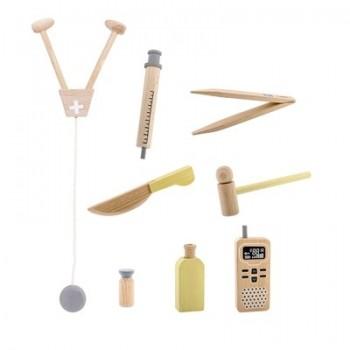 Juguete Set médico de madera