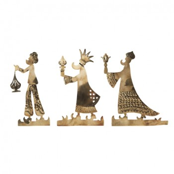 Kings, set of 3