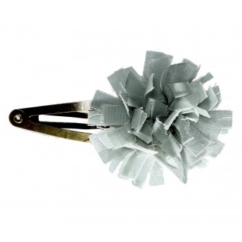 Horquilla clips flor Menta