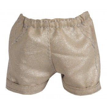 Shorts silver(Maxi)