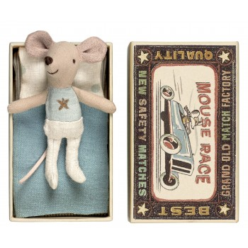 Muñeco Ratoncito,  en caja (Little)