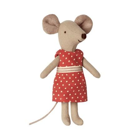Muñeco Ratoncita con vestido en caja (Big)
