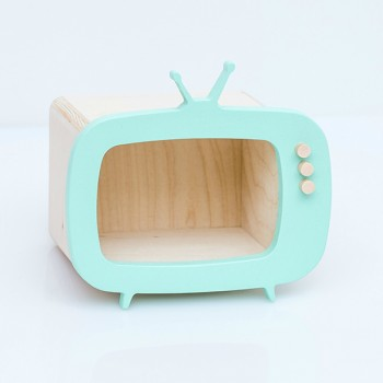 Televisor Expositor TV Menta  (Mini)